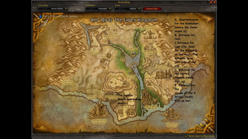 -break questlines, get the 3 (yes 3) dungeon entrances in this area
